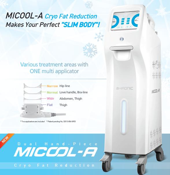 MICOOL-A Cryo Fat Reduction Machine