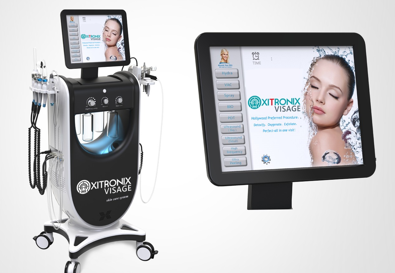 9 in  1 OV Facial / Hydradermabrasion Machine