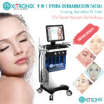 9 in 1 OV Hydradermabrasion Skincare Machine Customer Reviews