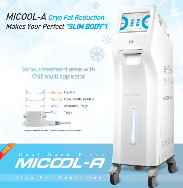 MICOOL-A Cryo Fat Reduction Machine