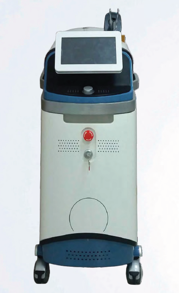 ALLUX DUAL (Laser Hair Removal Machine)