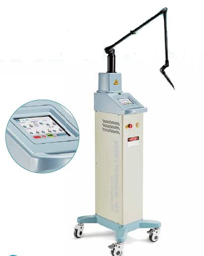 Ultra-pulse CO2 laser system
