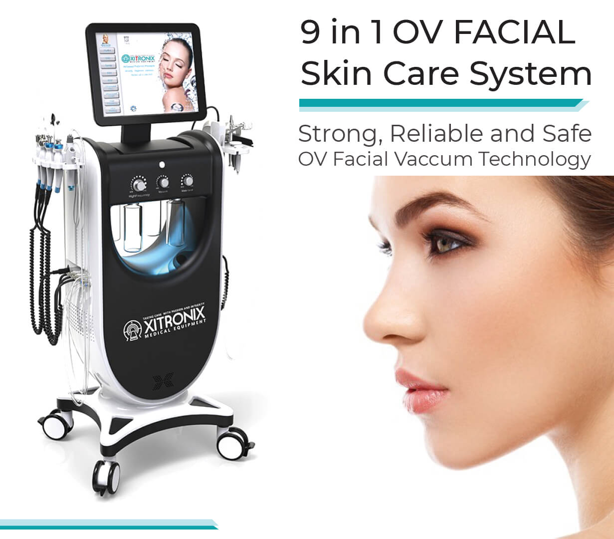 Oxitronix Facial Machine
